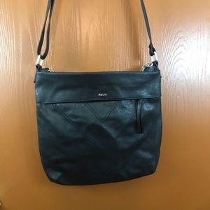 Relic Black Faux Leather Purse
